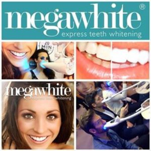 MegaWhite Teeth Whitening system The Aesthetic Clinic