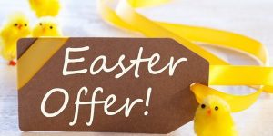 Check out this cracking Easter offer!! The Aesthetic Clinic