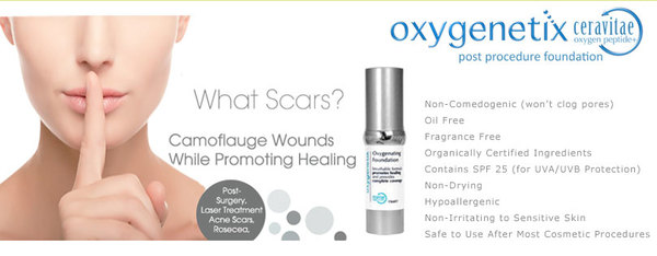 Recover, Refresh and Renew with Oxygenetix! The Aesthetic Clinic