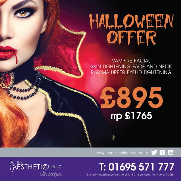 TRICK OR TREAT???? ???????????????????? The Aesthetic Clinic